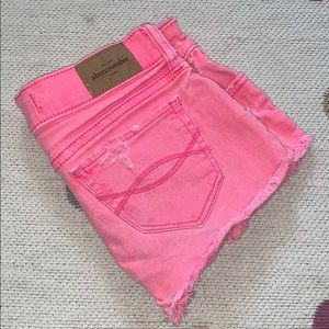 Abercrombie Girls Shorts